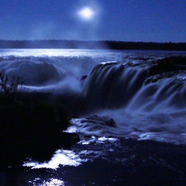 Iguazú vattenfall