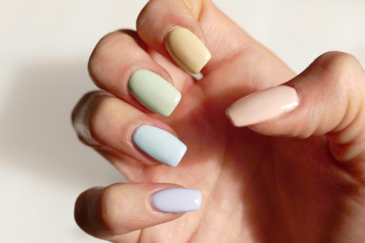SOFT SHADES pastels