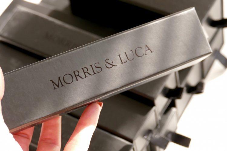 Förpackning Morris & Luca