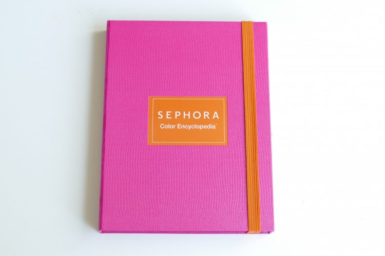 Sephora Color Encyclopedia