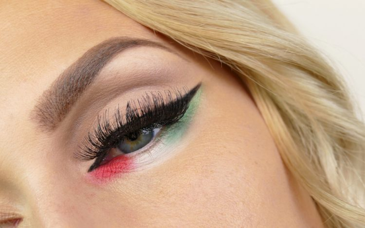 MAKEUP INSPIRED BY ITALY