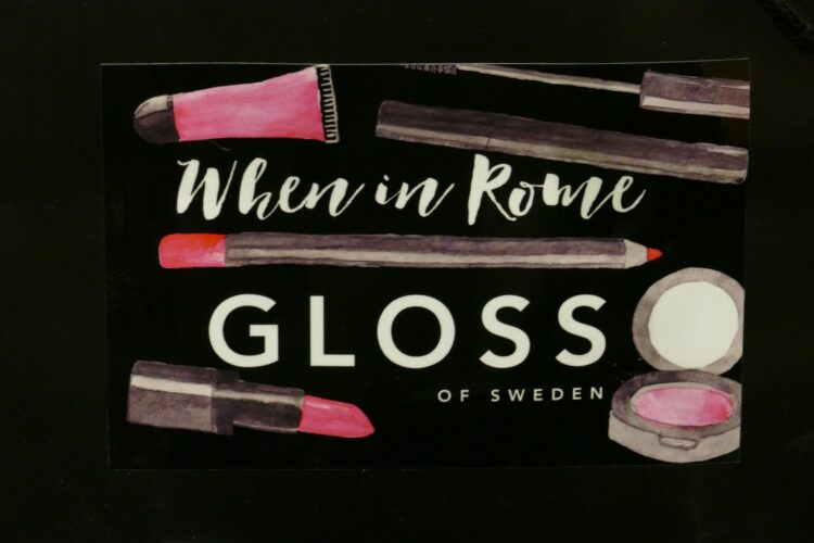 Gloss of sweden