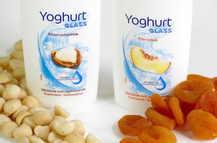 Yoghurt ice cream