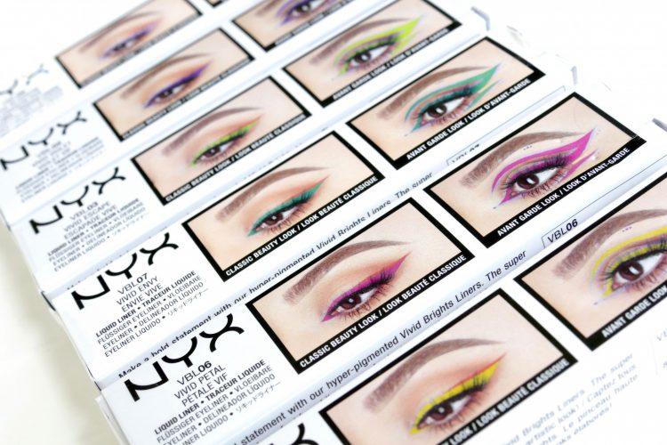 Vivid Brights Eyeliner