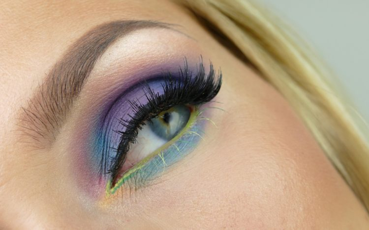 La palette Glam Eyes