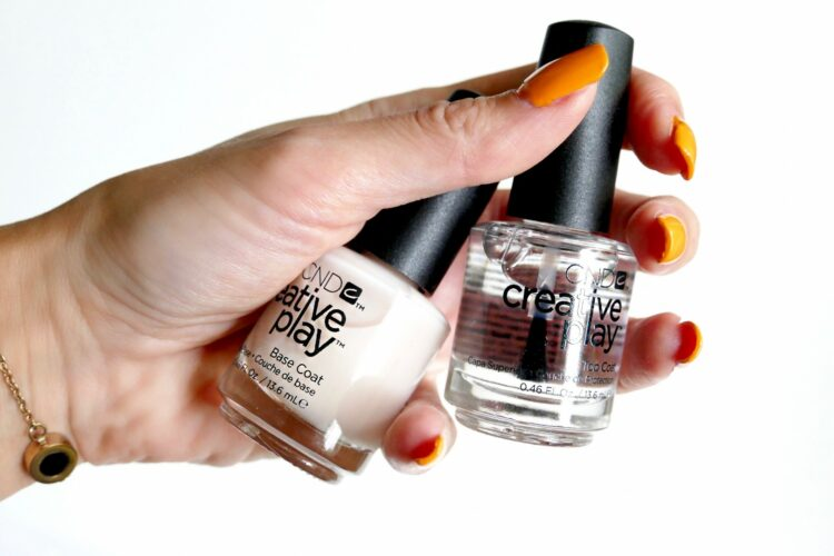 CND APRICOTE IN THE ACT