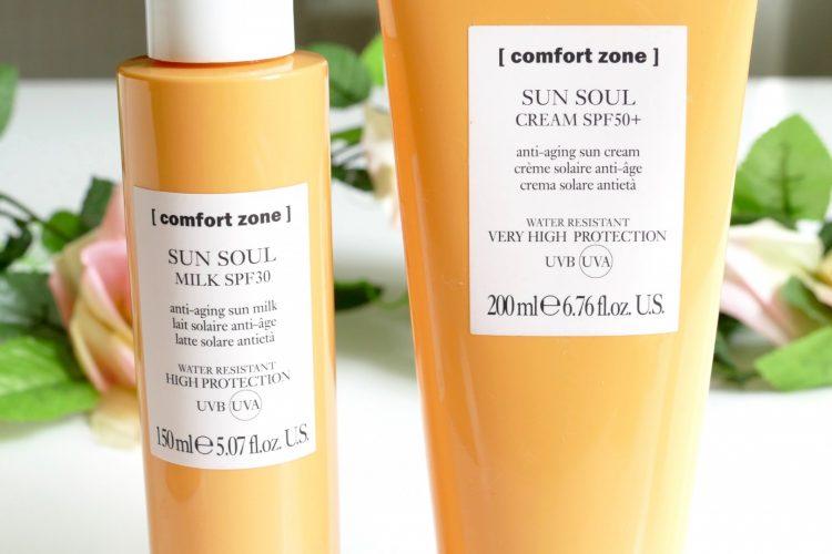 Comfort Zone Sun Soul