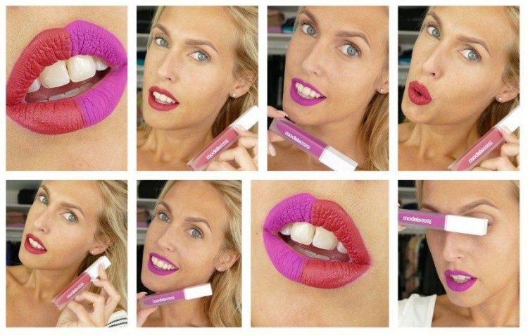 Lix Liquid Matte Lipstick