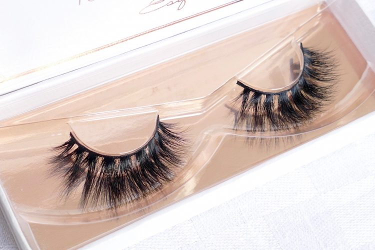 Esqido cruelty free mink false lashes