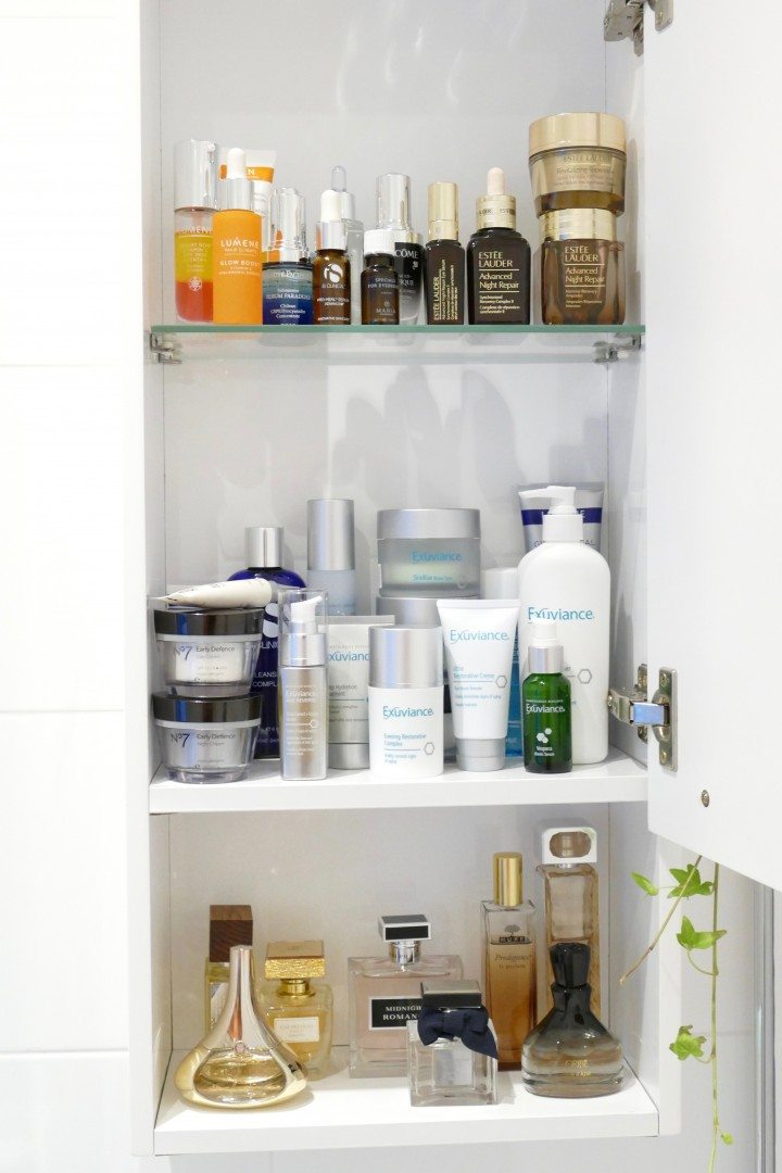 MY BATHROOM CABINET