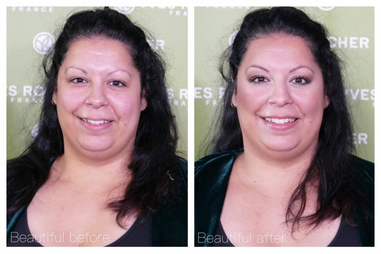 Yves Rocher Makeover