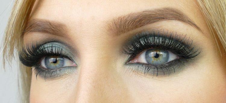 sotade ögon grönt