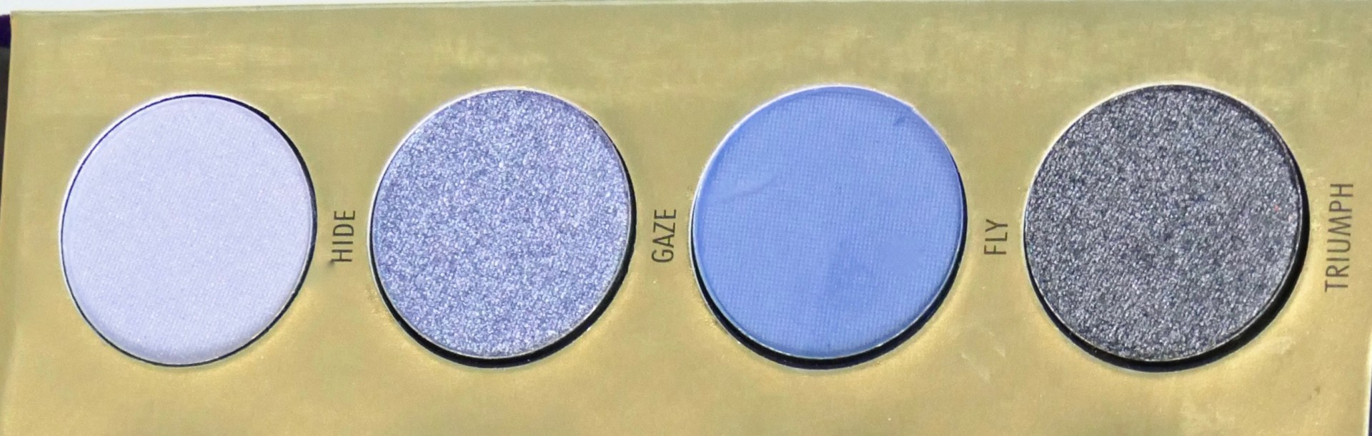 Mauve Me Eyeshadows