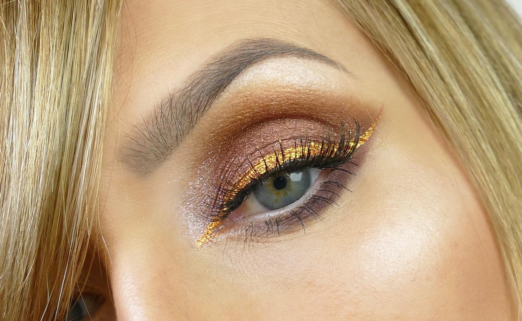guldig eyeliner