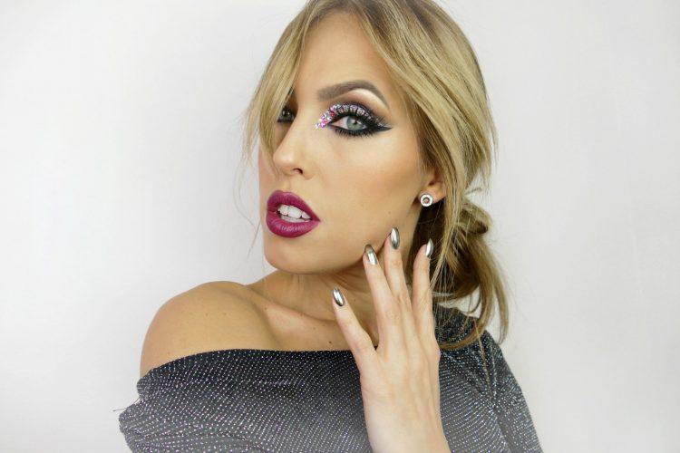 makeup till nyårsafton