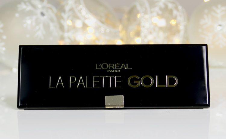 La Palette Gold