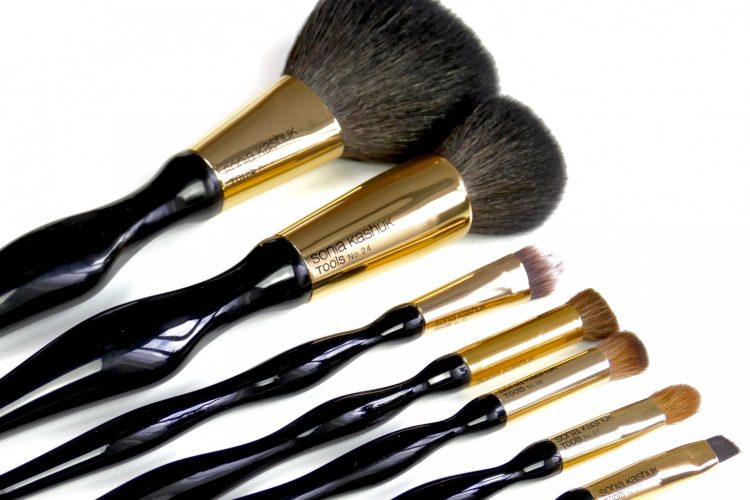Sonia Kashuk Makeup brushes