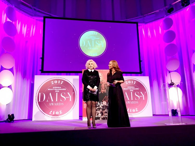 DAISY BEAUTY AWARDS 2017