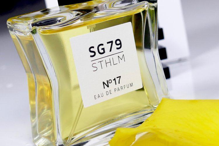 Sg parfym