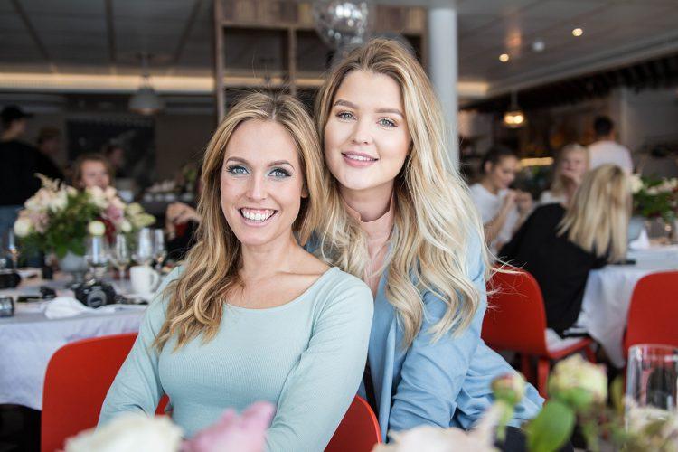 Lina och Elin Metromode