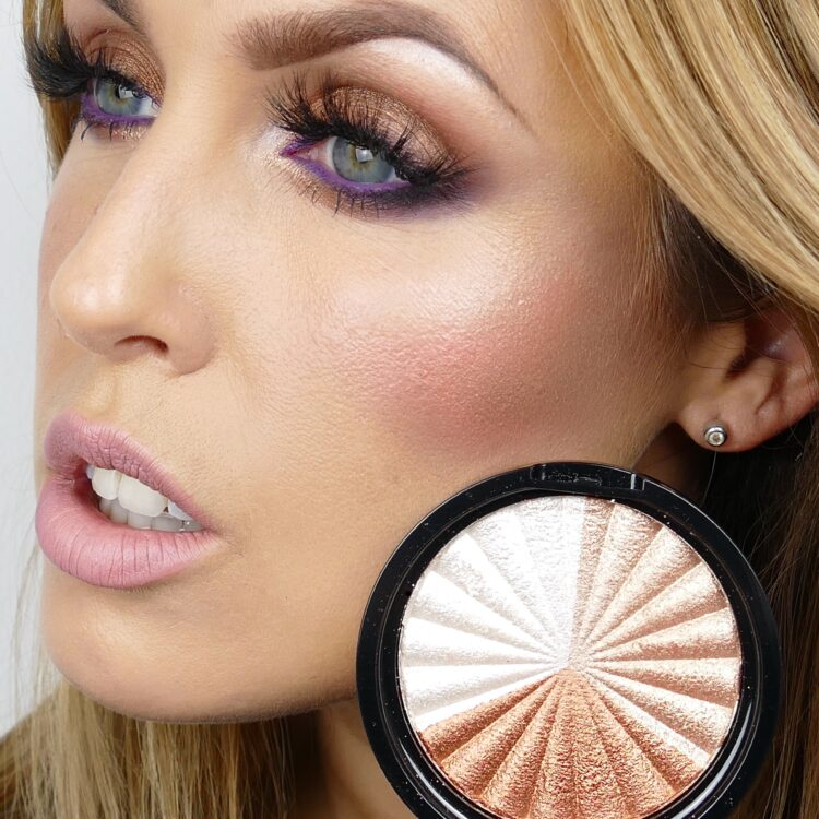 Highlighter OFRA x Nikkie Tutorials Everglow