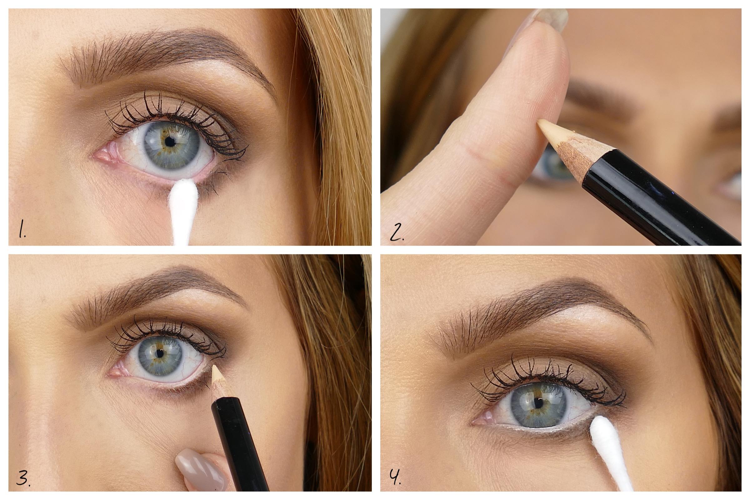 hur använder man eyeliner