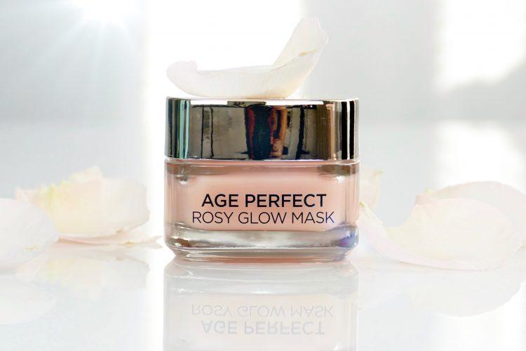 L´Oréal Paris Age Perfect Rosy Glow mask