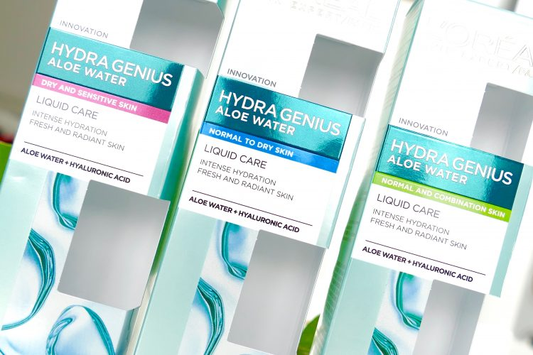 Hydra Genius Aloe Water Loreal Paris