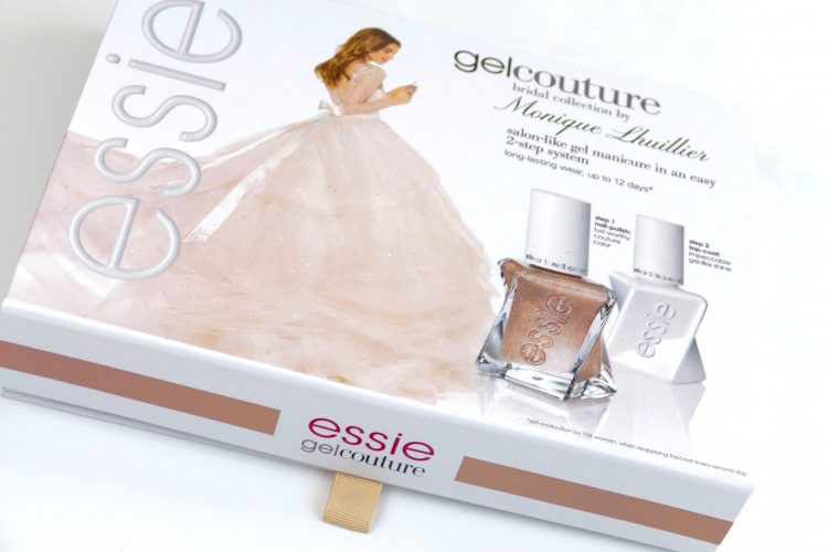 Essie Gel Couture Brida