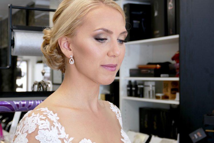 Bröllops sminkning