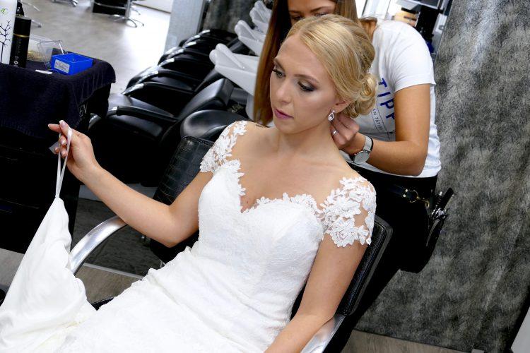 sminkning till bröllop