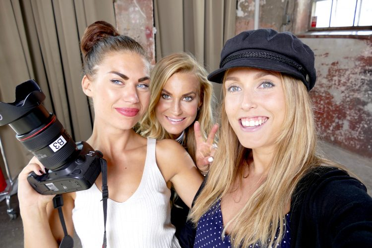 makeup team
