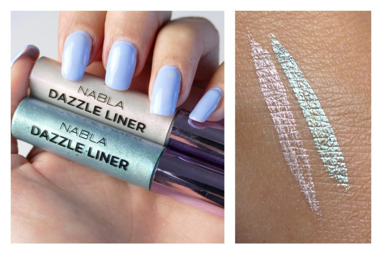 Dazzle eyeliner Nabla