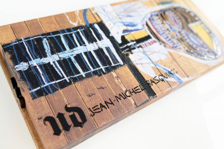 Urban Decay Jean Michel Basquiat palette