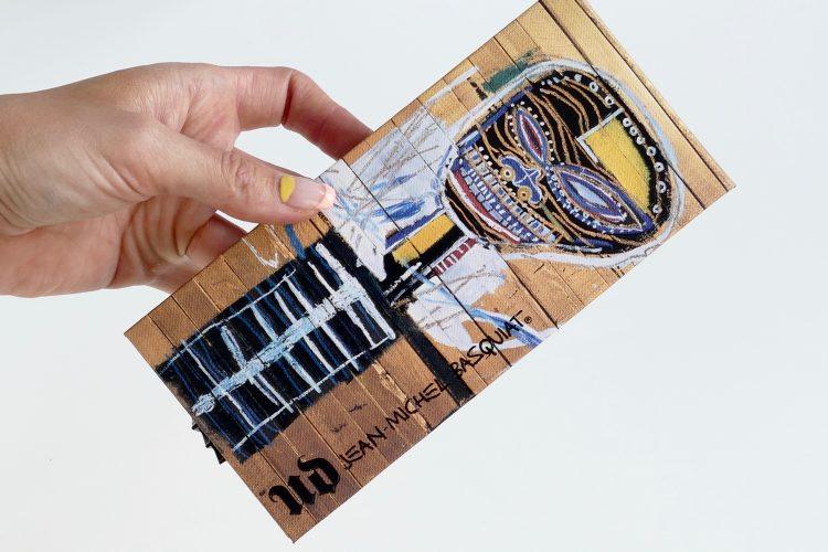 Konstnärlig Makeup | Urban Decay X Basquiat