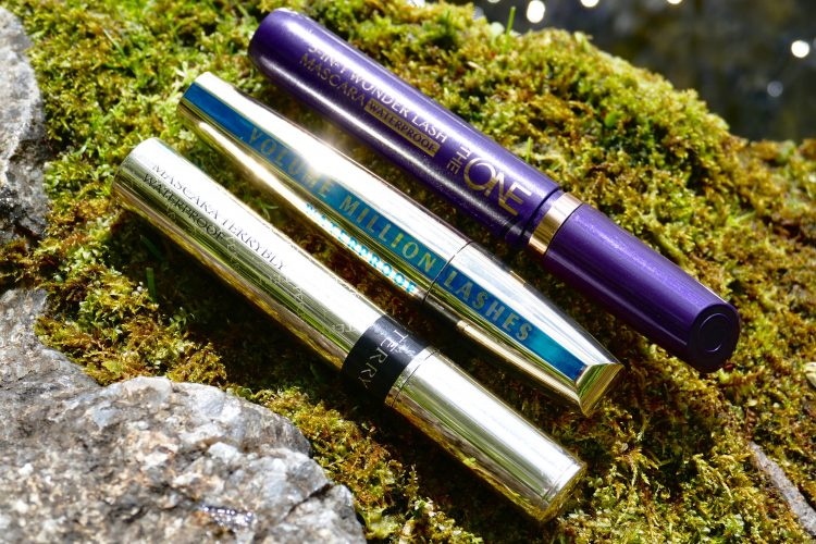 vattenfastmascara sommartips makeup