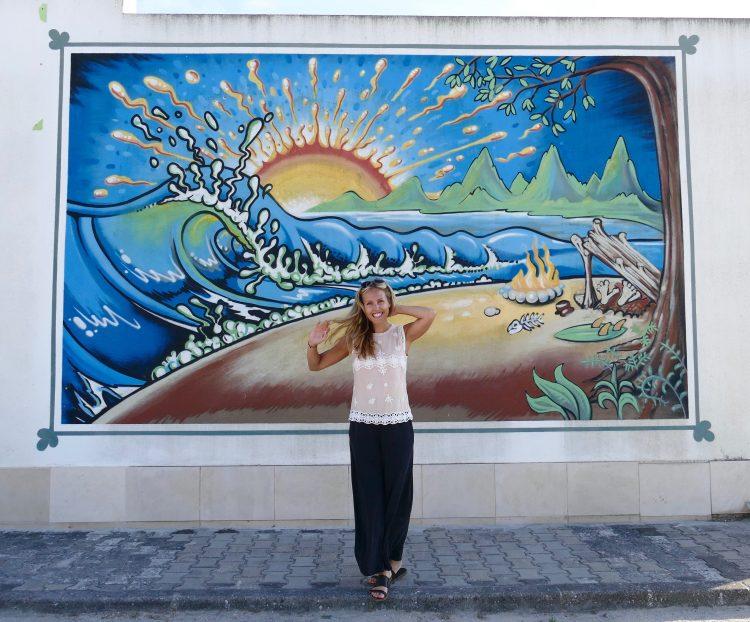 Surf & Yoga Semester i Portugal - Dag 1