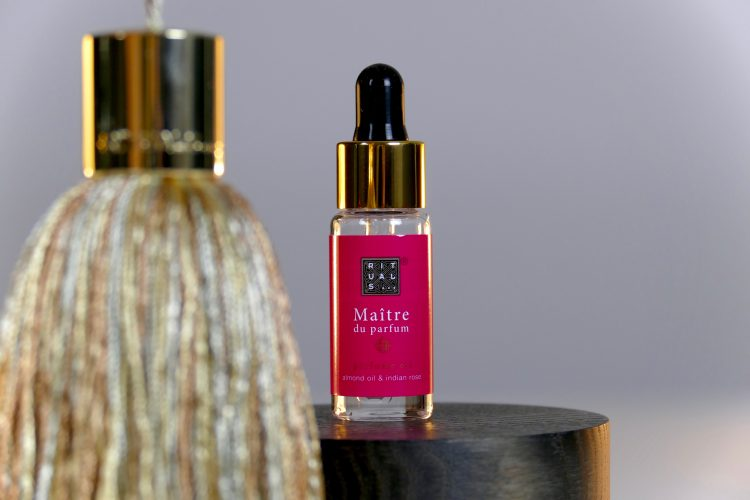 maitre dE parfume Indian rOse