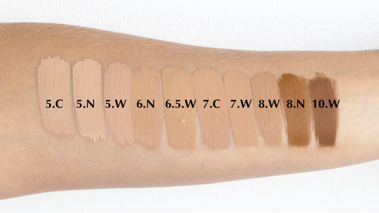 true matCh swatches