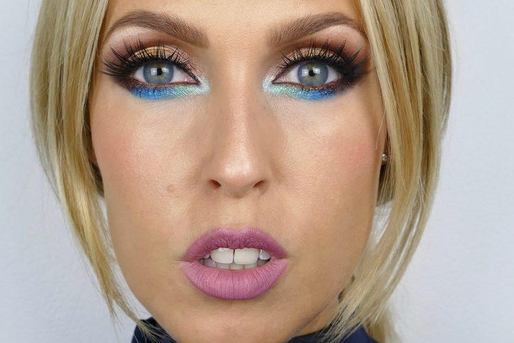 huda beauty lashes sasha