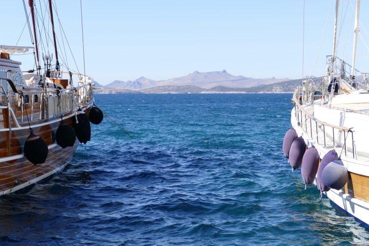bodrum sea