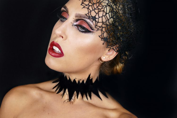 Halloween makeupbylina