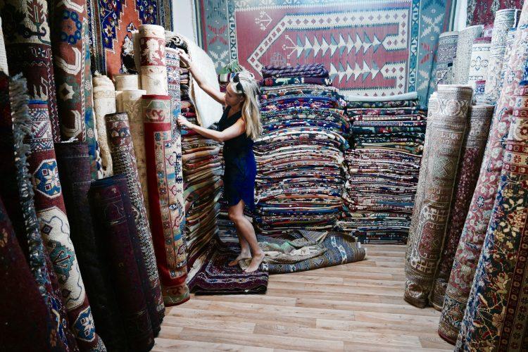 Turkiska mattor bodrum