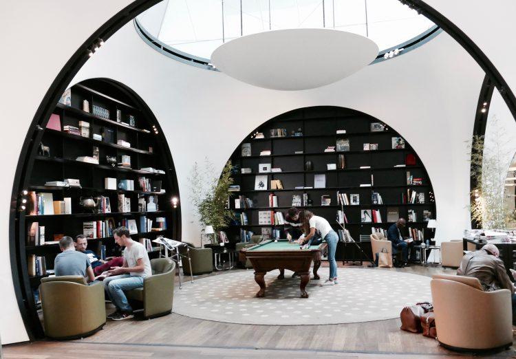 biljard lounge