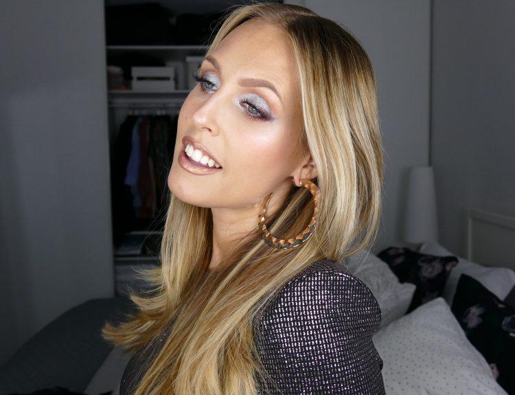 snygg party makeup