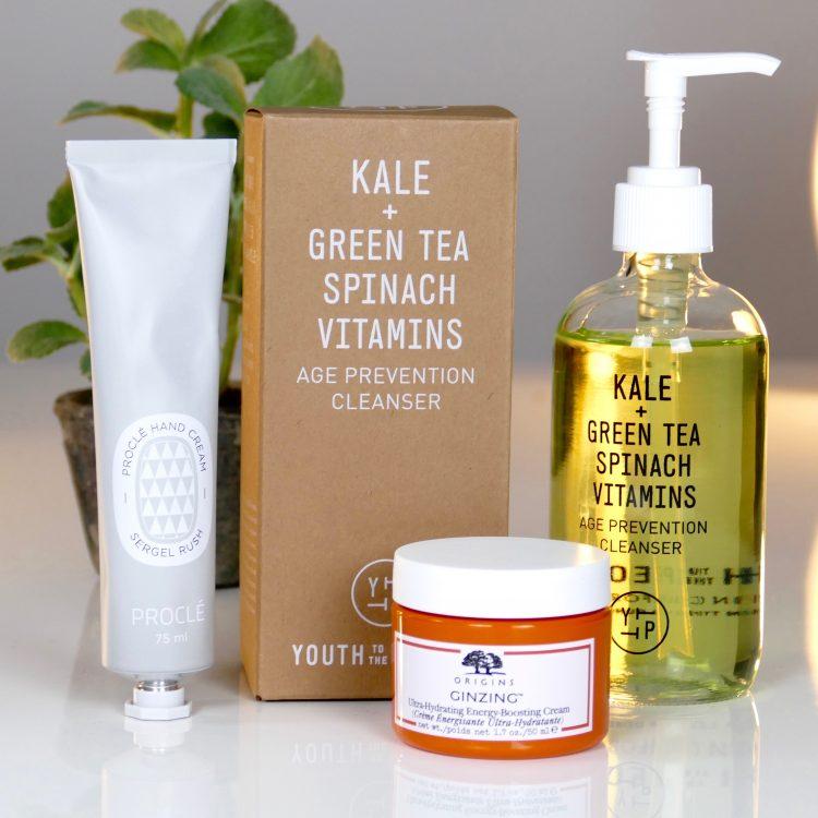 3 bästa hudvårdsprodukter