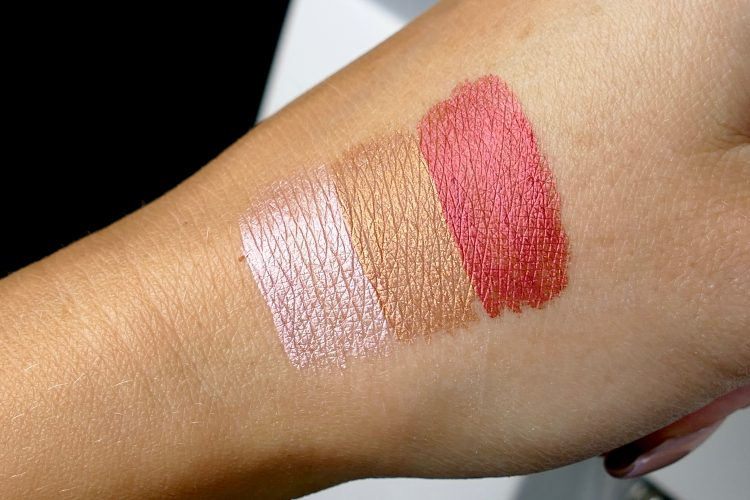 Lip Paint Metallic swatch