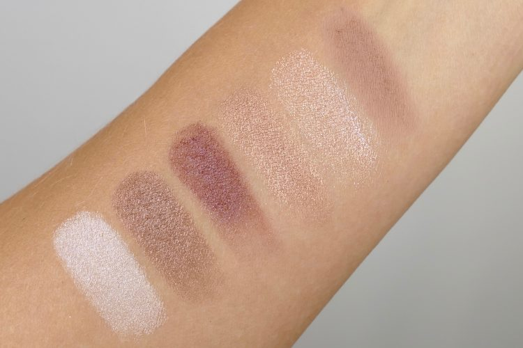 The burgundy bar swatches 1