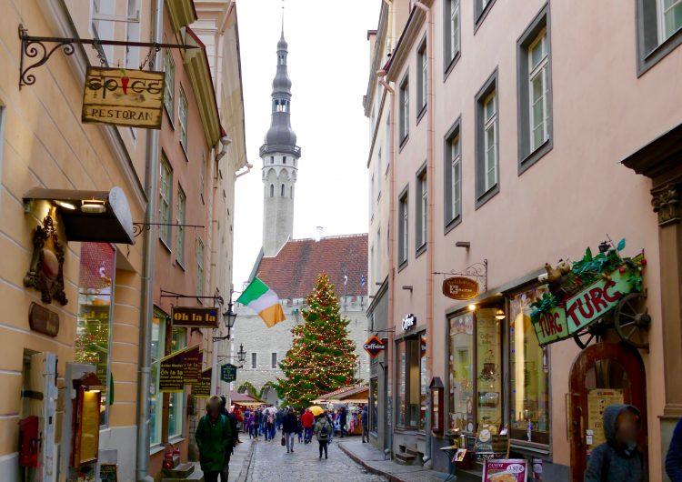 Julmarknad Tallin