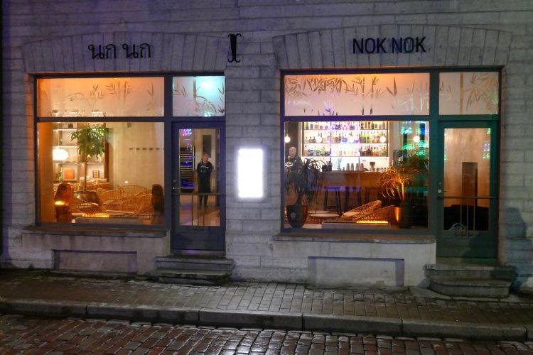 Tai restoran NOK NOK